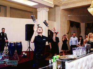 barman do wynajęcia na wesele