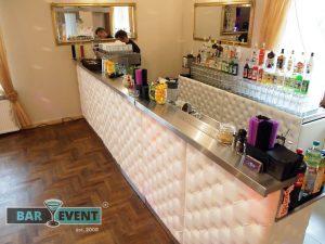 drink bar na przyjęcie weselne