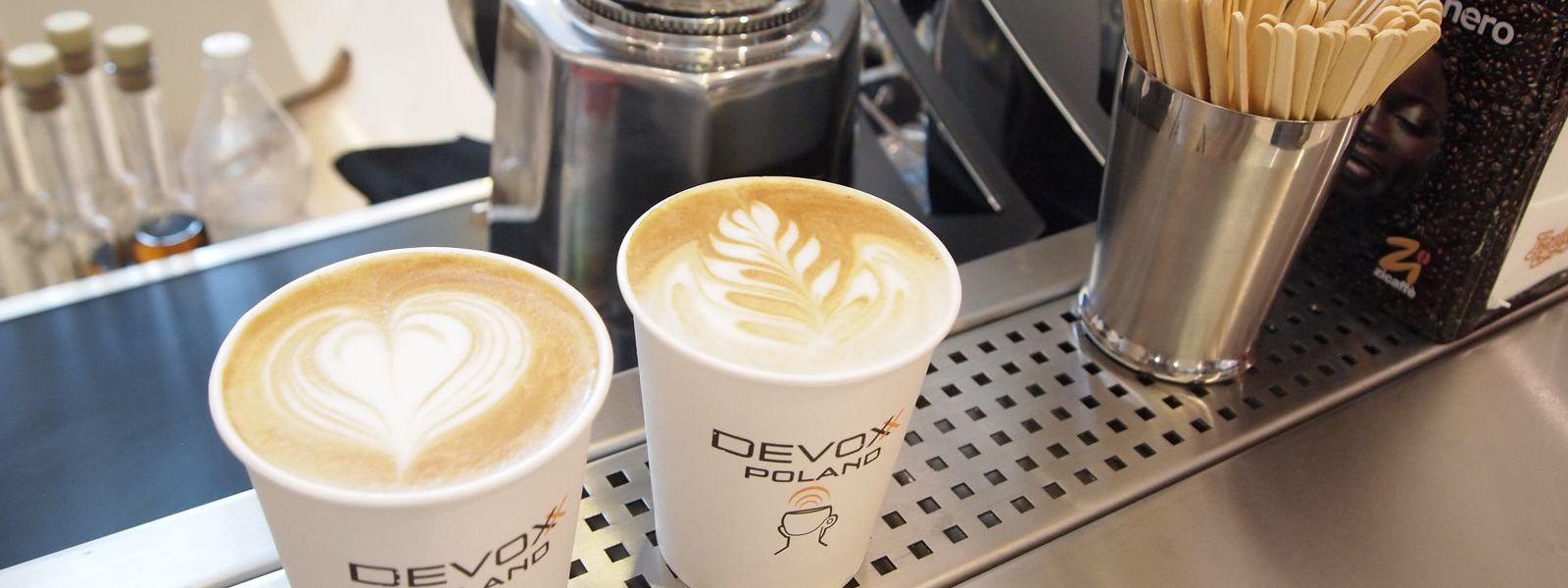 Pyszna kawa dla uczestników eventów
