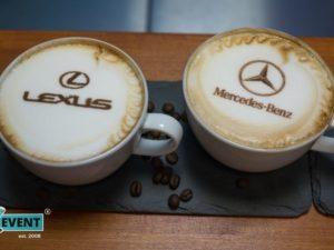 druk na kawie